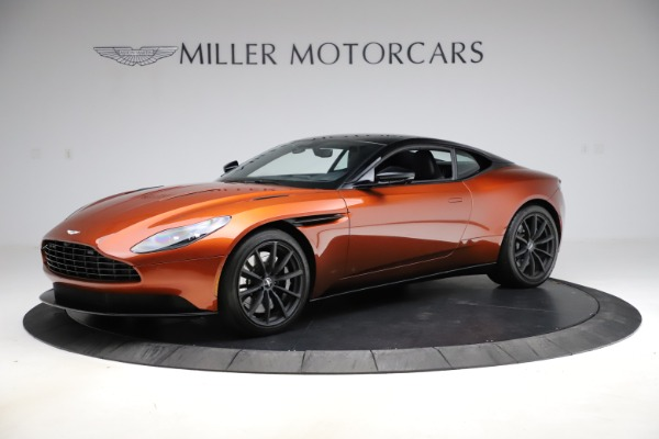 Used 2020 Aston Martin DB11 AMR for sale $199,900 at Maserati of Westport in Westport CT 06880 1