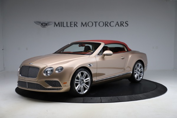 Used 2017 Bentley Continental GTC W12 for sale $165,900 at Maserati of Westport in Westport CT 06880 11