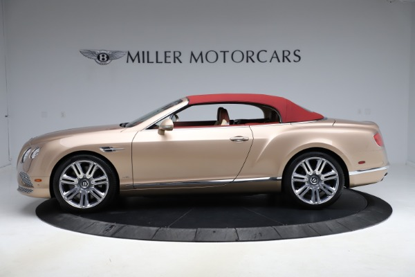 Used 2017 Bentley Continental GTC W12 for sale $165,900 at Maserati of Westport in Westport CT 06880 12