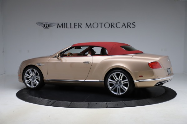 Used 2017 Bentley Continental GTC W12 for sale $165,900 at Maserati of Westport in Westport CT 06880 13