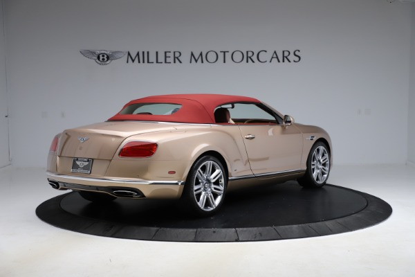 Used 2017 Bentley Continental GTC W12 for sale $165,900 at Maserati of Westport in Westport CT 06880 17