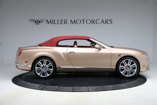 Used 2017 Bentley Continental GTC W12 for sale $165,900 at Maserati of Westport in Westport CT 06880 18