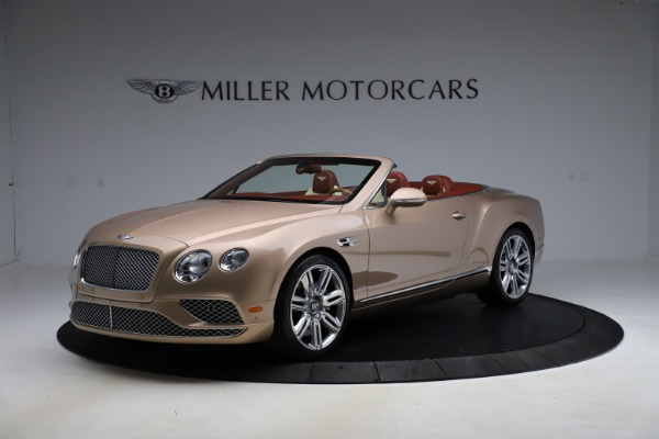 Used 2017 Bentley Continental GTC W12 for sale $165,900 at Maserati of Westport in Westport CT 06880 2
