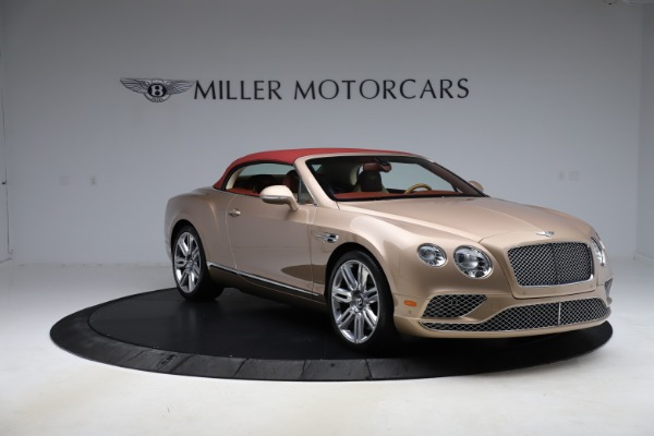 Used 2017 Bentley Continental GTC W12 for sale $165,900 at Maserati of Westport in Westport CT 06880 20