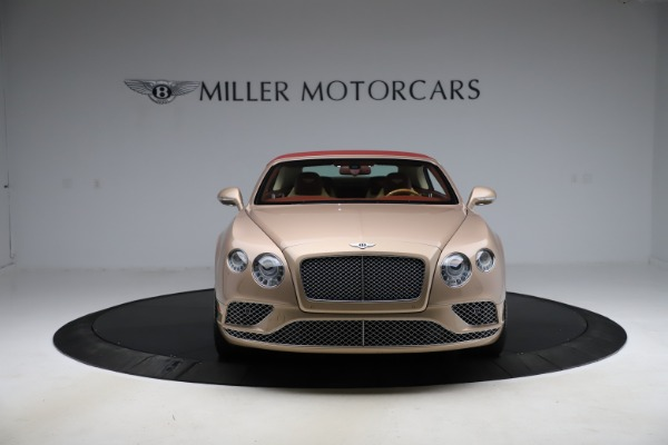 Used 2017 Bentley Continental GTC W12 for sale $165,900 at Maserati of Westport in Westport CT 06880 21