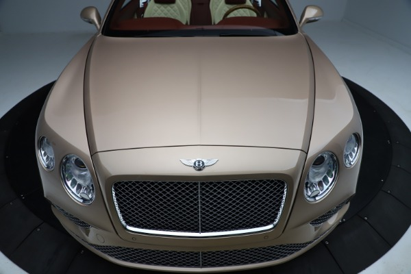 Used 2017 Bentley Continental GTC W12 for sale $165,900 at Maserati of Westport in Westport CT 06880 23