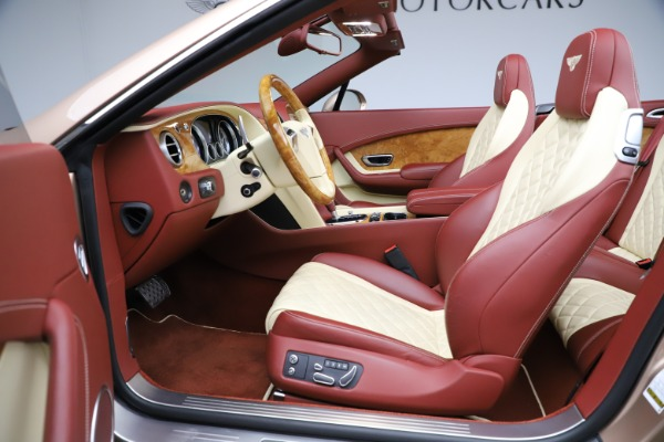 Used 2017 Bentley Continental GTC W12 for sale $165,900 at Maserati of Westport in Westport CT 06880 28