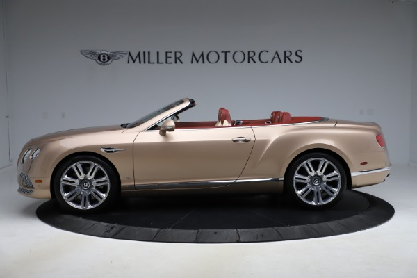 Used 2017 Bentley Continental GTC W12 for sale $165,900 at Maserati of Westport in Westport CT 06880 3
