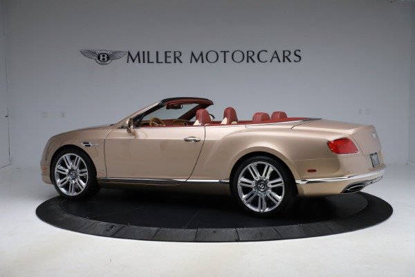 Used 2017 Bentley Continental GTC W12 for sale $165,900 at Maserati of Westport in Westport CT 06880 4