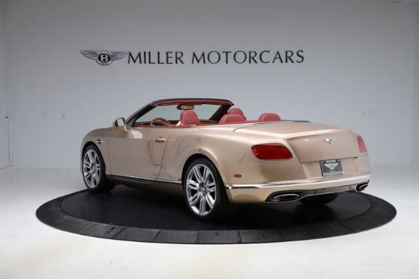 Used 2017 Bentley Continental GTC W12 for sale $165,900 at Maserati of Westport in Westport CT 06880 5