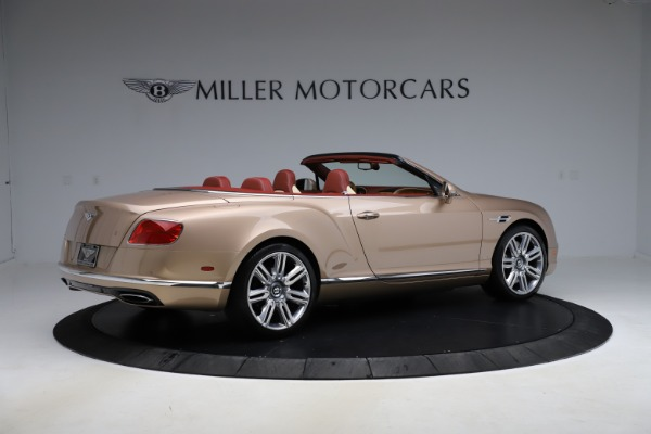 Used 2017 Bentley Continental GTC W12 for sale $165,900 at Maserati of Westport in Westport CT 06880 8