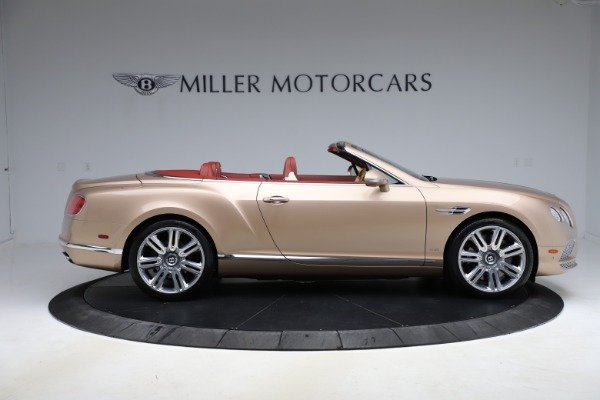 Used 2017 Bentley Continental GTC W12 for sale $165,900 at Maserati of Westport in Westport CT 06880 9