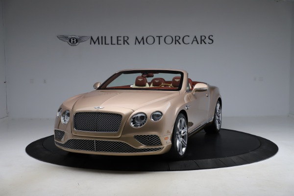 Used 2017 Bentley Continental GTC W12 for sale $165,900 at Maserati of Westport in Westport CT 06880 1