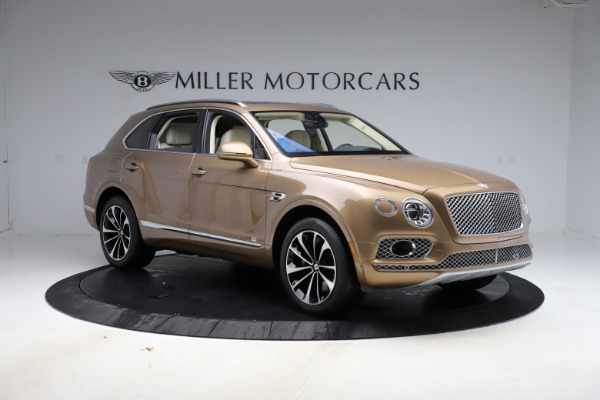 Used 2017 Bentley Bentayga W12 for sale $145,900 at Maserati of Westport in Westport CT 06880 11