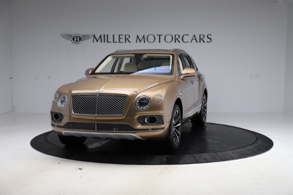 Used 2017 Bentley Bentayga W12 for sale $145,900 at Maserati of Westport in Westport CT 06880 2