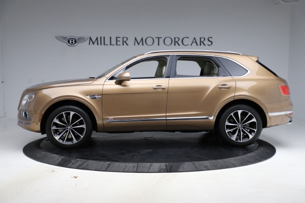 Used 2017 Bentley Bentayga W12 for sale $145,900 at Maserati of Westport in Westport CT 06880 3