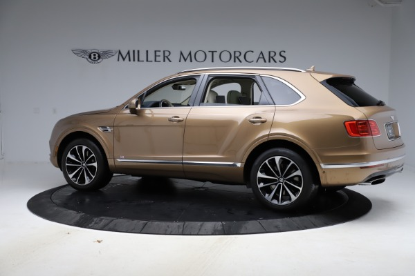 Used 2017 Bentley Bentayga W12 for sale $145,900 at Maserati of Westport in Westport CT 06880 4