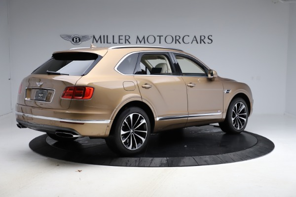 Used 2017 Bentley Bentayga W12 for sale $145,900 at Maserati of Westport in Westport CT 06880 8