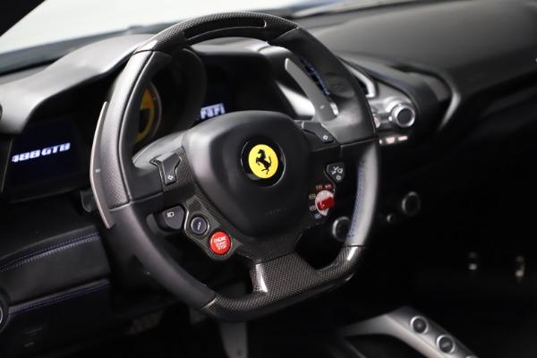 Used 2017 Ferrari 488 GTB for sale Sold at Maserati of Westport in Westport CT 06880 20