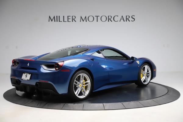 Used 2017 Ferrari 488 GTB for sale Sold at Maserati of Westport in Westport CT 06880 8