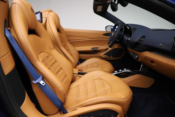 Used 2018 Ferrari 488 Spider for sale Sold at Maserati of Westport in Westport CT 06880 24