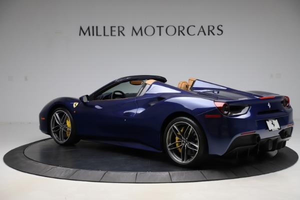 Used 2018 Ferrari 488 Spider for sale Sold at Maserati of Westport in Westport CT 06880 4