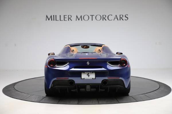 Used 2018 Ferrari 488 Spider for sale Sold at Maserati of Westport in Westport CT 06880 6