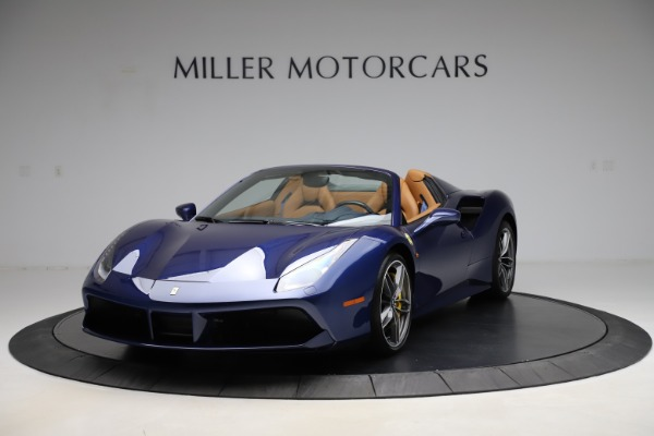 Used 2018 Ferrari 488 Spider for sale Sold at Maserati of Westport in Westport CT 06880 1