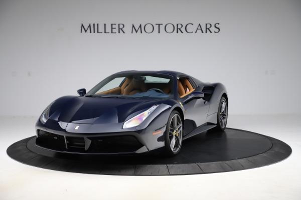 Used 2018 Ferrari 488 Spider for sale Sold at Maserati of Westport in Westport CT 06880 13