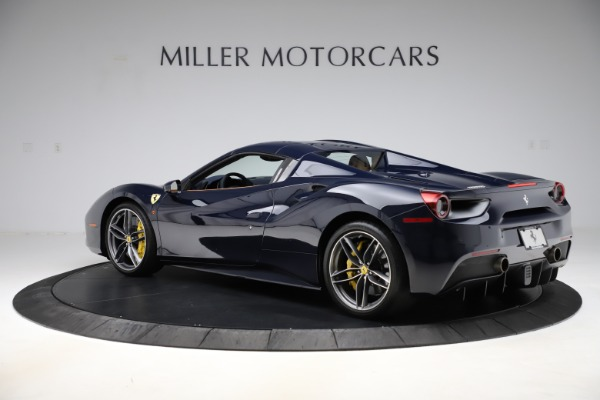 Used 2018 Ferrari 488 Spider for sale Sold at Maserati of Westport in Westport CT 06880 15