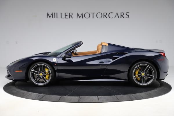 Used 2018 Ferrari 488 Spider for sale Sold at Maserati of Westport in Westport CT 06880 3