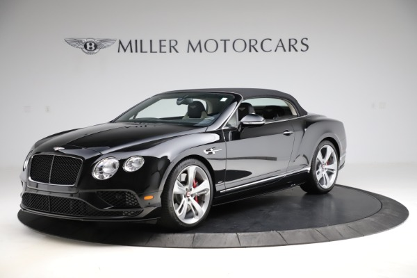 Used 2017 Bentley Continental GT V8 S for sale $159,900 at Maserati of Westport in Westport CT 06880 12