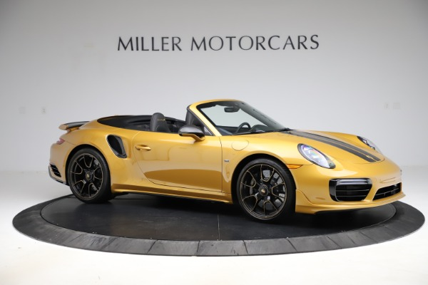 Used 2019 Porsche 911 Turbo S Exclusive for sale $249,900 at Maserati of Westport in Westport CT 06880 10