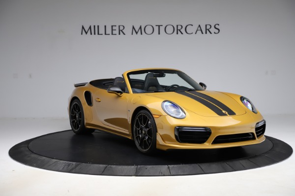 Used 2019 Porsche 911 Turbo S Exclusive for sale $249,900 at Maserati of Westport in Westport CT 06880 11