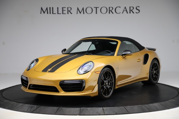 Used 2019 Porsche 911 Turbo S Exclusive for sale $249,900 at Maserati of Westport in Westport CT 06880 12