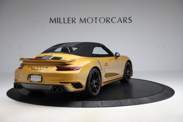 Used 2019 Porsche 911 Turbo S Exclusive for sale $249,900 at Maserati of Westport in Westport CT 06880 15
