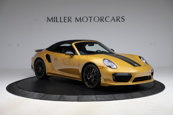 Used 2019 Porsche 911 Turbo S Exclusive for sale $249,900 at Maserati of Westport in Westport CT 06880 17