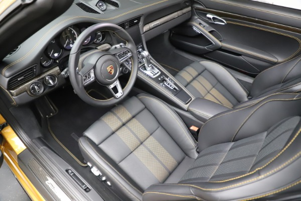 Used 2019 Porsche 911 Turbo S Exclusive for sale $249,900 at Maserati of Westport in Westport CT 06880 18