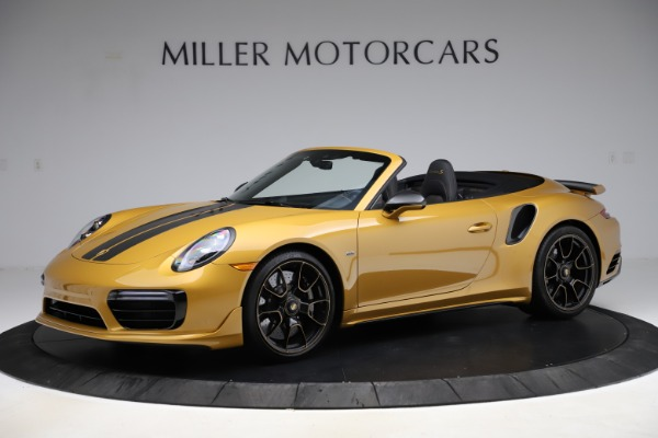 Used 2019 Porsche 911 Turbo S Exclusive for sale $249,900 at Maserati of Westport in Westport CT 06880 2