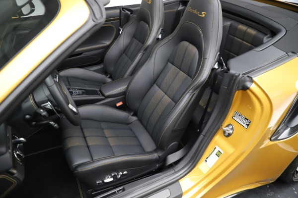 Used 2019 Porsche 911 Turbo S Exclusive for sale $249,900 at Maserati of Westport in Westport CT 06880 20