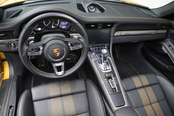 Used 2019 Porsche 911 Turbo S Exclusive for sale $249,900 at Maserati of Westport in Westport CT 06880 22