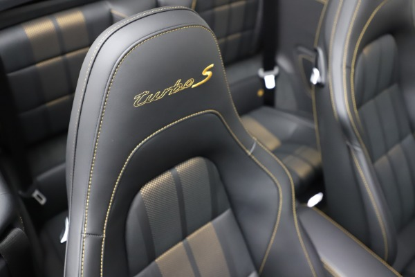 Used 2019 Porsche 911 Turbo S Exclusive for sale $249,900 at Maserati of Westport in Westport CT 06880 24