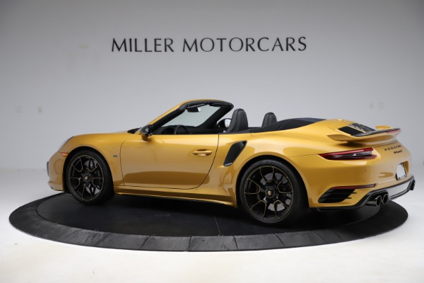 Used 2019 Porsche 911 Turbo S Exclusive for sale $249,900 at Maserati of Westport in Westport CT 06880 4