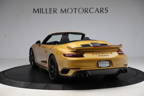 Used 2019 Porsche 911 Turbo S Exclusive for sale $249,900 at Maserati of Westport in Westport CT 06880 5