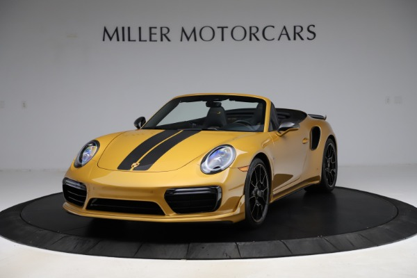 Used 2019 Porsche 911 Turbo S Exclusive for sale $249,900 at Maserati of Westport in Westport CT 06880 1