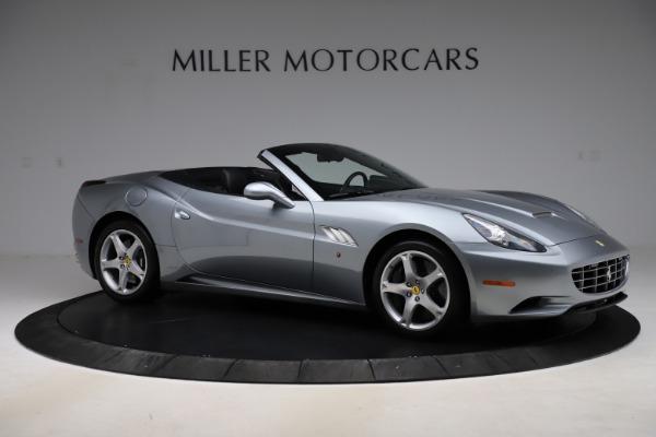 Used 2013 Ferrari California 30 for sale $103,900 at Maserati of Westport in Westport CT 06880 10