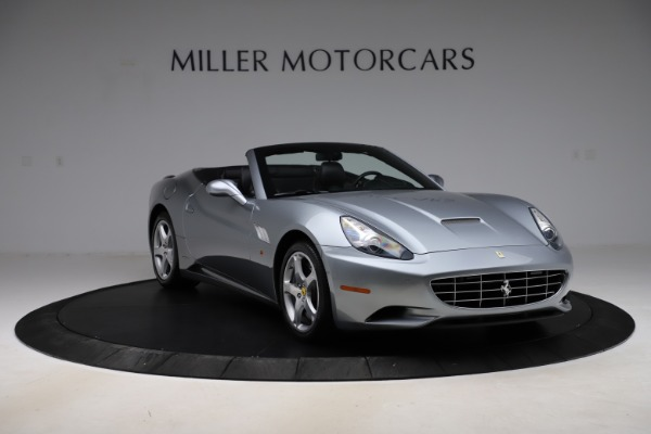 Used 2013 Ferrari California 30 for sale $103,900 at Maserati of Westport in Westport CT 06880 11