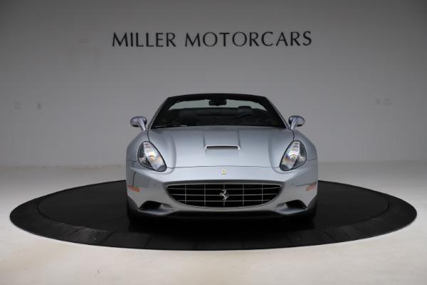 Used 2013 Ferrari California 30 for sale $103,900 at Maserati of Westport in Westport CT 06880 12