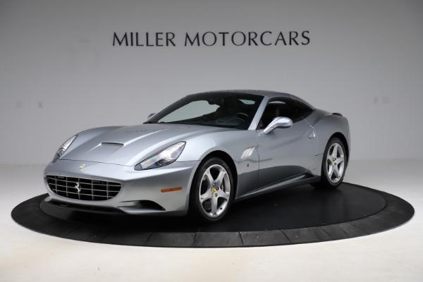 Used 2013 Ferrari California 30 for sale $103,900 at Maserati of Westport in Westport CT 06880 13