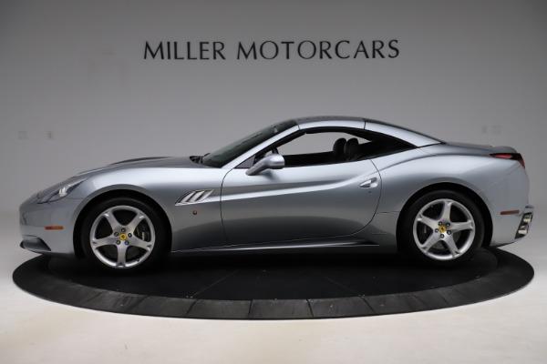 Used 2013 Ferrari California 30 for sale $103,900 at Maserati of Westport in Westport CT 06880 14